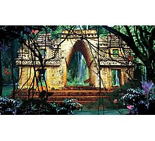 Temple of the Waters Photographic Print