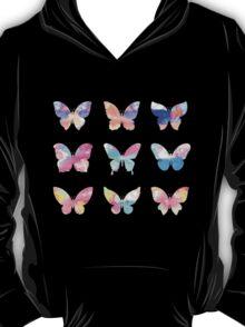Watercolor Butterflies T-Shirt