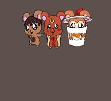 Food Hamsters Unisex T-Shirt