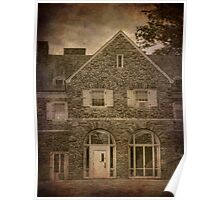 Hayfield House (East End) Poster