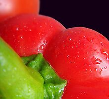 Red Pepper  by Eugenio