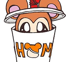 Soda Hamster by DarkNerd