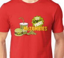 McZombies. Unisex T-Shirt