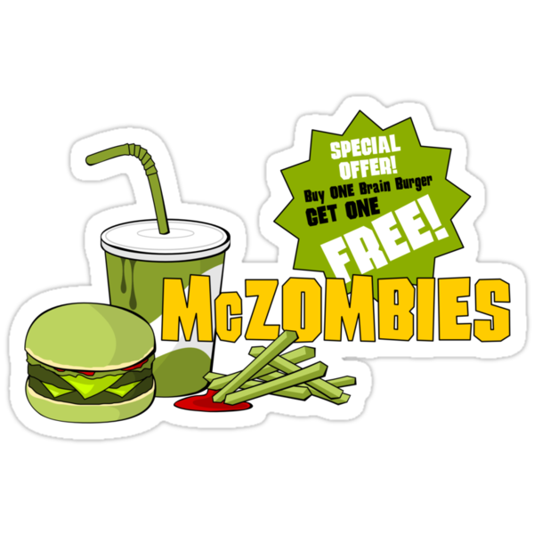 McZombies. by robotrobotROBOT