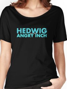 Hedwig Pride Glitter Women's Relaxed Fit T-Shirt