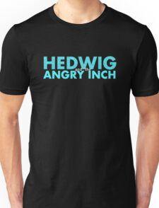 Hedwig Pride Glitter Unisex T-Shirt