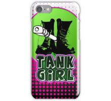 tank girl phone iPhone Case/Skin