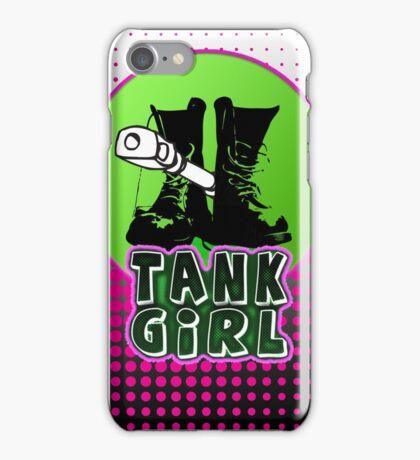 tank girl phone iPhone Case/Skin