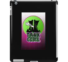 tank girl phone iPad Case/Skin