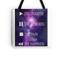 LIFE <3 Tote Bag