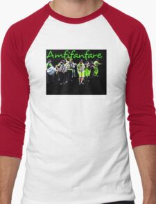 Amfifanfare Men's Baseball ¾ T-Shirt