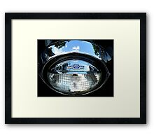 Eyes Of The Road ~ Part Two Framed Print