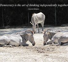 Pic Quote of the Day (Democracy) by Prismcrow