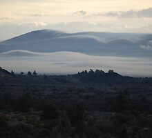 Lava Beds Wake Up by Bob Moore