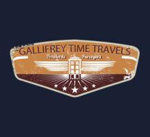 GALLIFREY TIME TRAVELS by karmadesigner