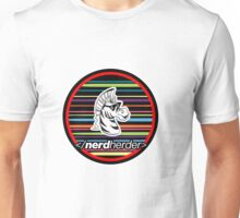 Nerdherder Tri-color Unisex T-Shirt