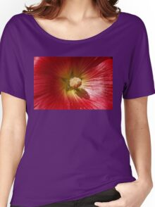 Floral Close Up Women's Relaxed Fit T-Shirt