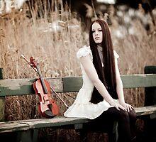 Violinist Interlude by Reynandi Susanto