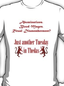 Tuesdays T-Shirt