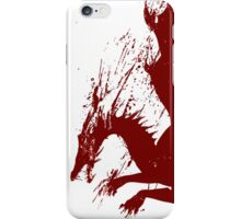 Dragon Grunge iPhone Case/Skin