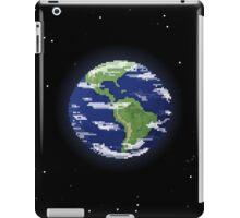 Pixel Earth iPad Case/Skin