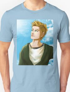 Blond Blue-Eyed T-Shirt