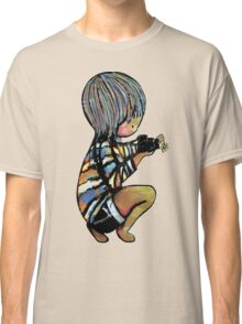 smile baby macro photography Classic T-Shirt