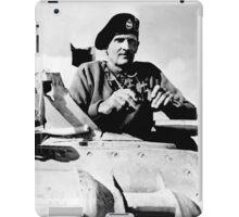 Monty In A Tank iPad Case/Skin