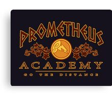 Prometheus Academy Canvas Print