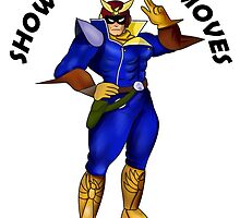 Captain Falcon F Zero Super Smash Bros Melee Design by niymi