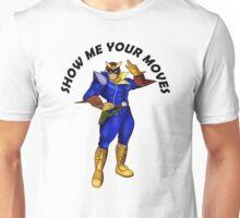Captain Falcon F Zero Super Smash Bros Melee Design Unisex T-Shirt