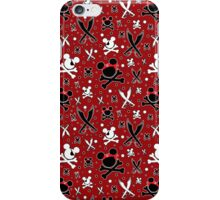 Mickey of the Caribbean iPhone Case/Skin