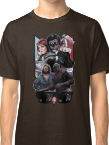 Nada and Frank and the truth of our alien overlords Classic T-Shirt
