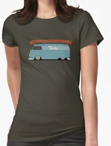 Slammed VW Barndoor (Half sign writing) T-Shirt