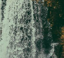 vermillion falls.  by Sarah Warkel