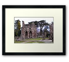 The Presbytery Framed Print
