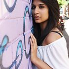 Zareen in Alley by foxxjane