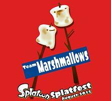Splatfest Team Marshmallows v.1 Unisex T-Shirt