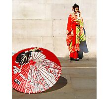 London meets Japan Photographic Print