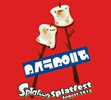 Splatfest Team Marshmallows v.3 Unisex T-Shirt