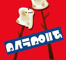 Splatfest Team Marshmallows v.4 by KumoriDragon