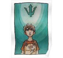 Son of Poseidon (Big).  Poster
