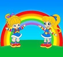 Double Rainbow by Ellador