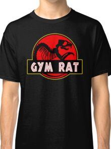 Gym Rat Bodybuilding Fitness Classic T-Shirt