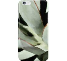 Succulents, Dreamy Abstract Southwest Cactus iPhone Case/Skin