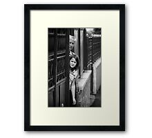OnePhotoPerDay Series: 251 by L. Framed Print