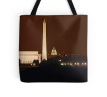Washington DC - Monuments Tote Bag