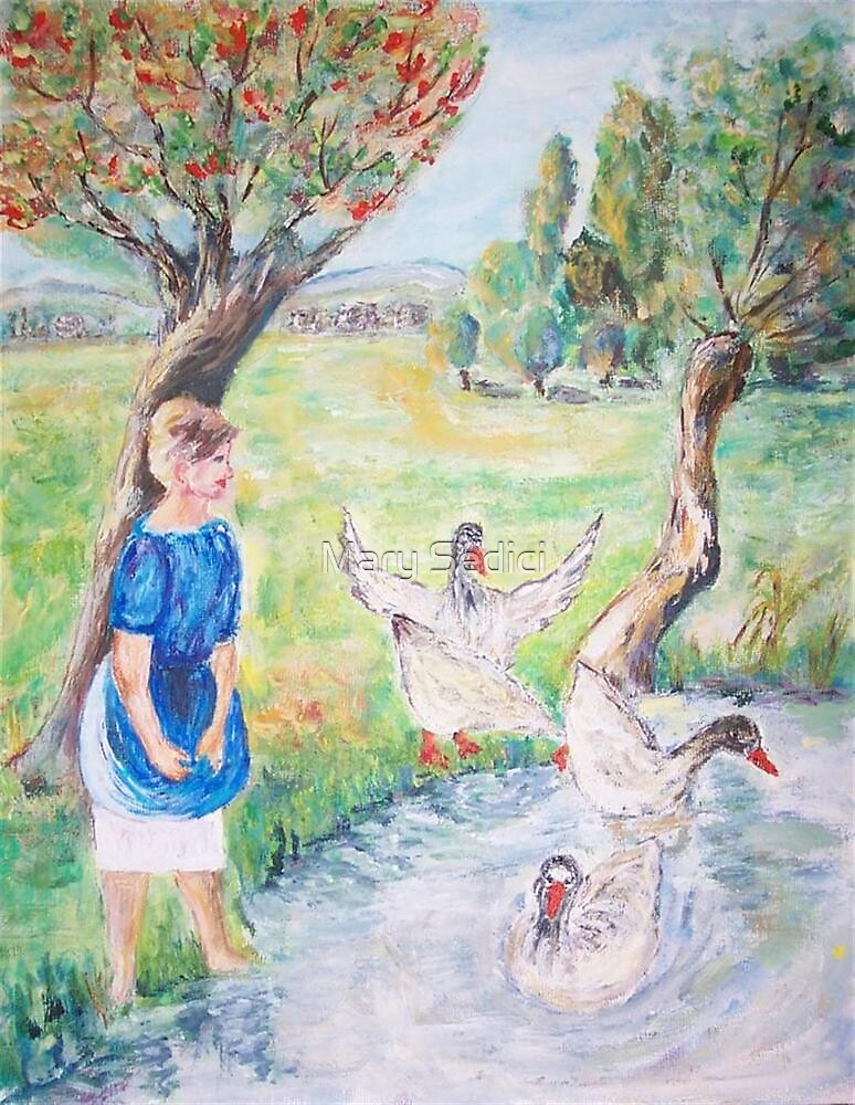 The Goose Girl by Mary Sedici