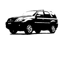 Ford Escape 2010 by garts