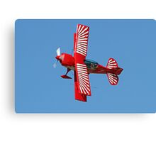 Red Eagle Air Sports Canvas Print
